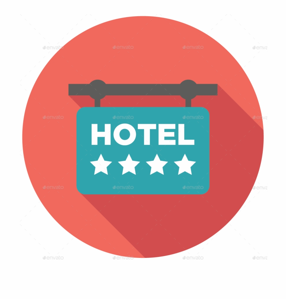 Hotel icon clipart free clip art royalty free download Image Set/png/256x256 Px/hotel Icon - Hotel Icon Png Flat ... clip art royalty free download