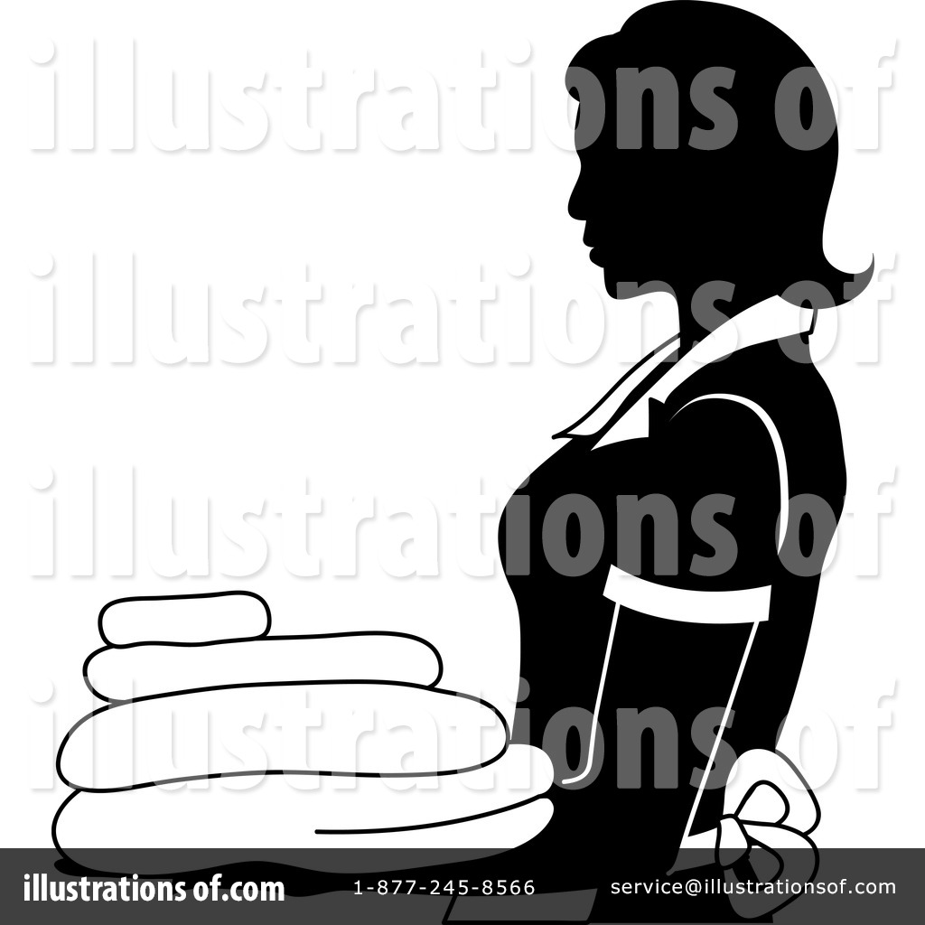 Hotel maid clipart clipart royalty free Maid Clipart #1097219 - Illustration by Pams Clipart clipart royalty free