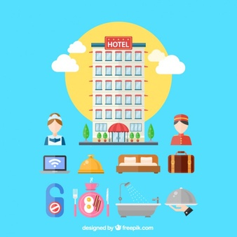 Hotel vector clipart picture freeuse download Hotel Vectors, Photos and PSD files | Free Download picture freeuse download