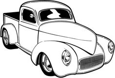 Hotrod clipart graphic free download 182 Best Hotrod Clip Art images in 2019 | Clip art, Art, Cars graphic free download