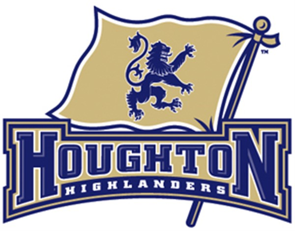 Houghton college clipart
