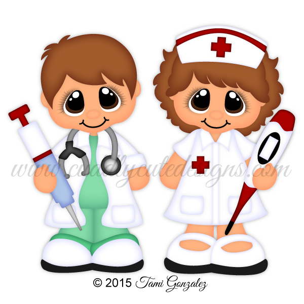 House 4 cuties clipart png library download Career Cuties - Doctor/Nurse | Dollies | Pinterest | Paper piecing ... png library download