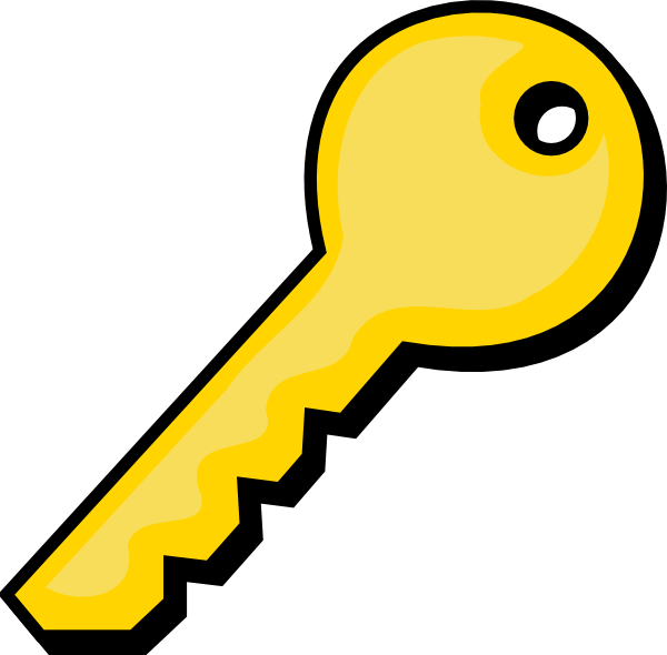 House Key Clipart | Clipart Panda - Free Clipart Images vector library stock