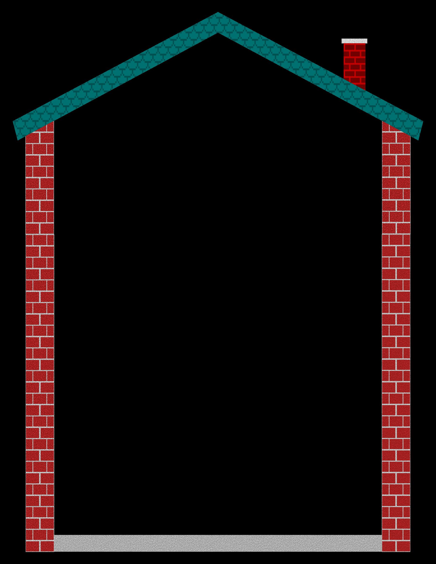 House frame clipart