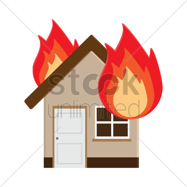 House burning down clipart jpg freeuse download Burning House Cartoon Group (50+) jpg freeuse download