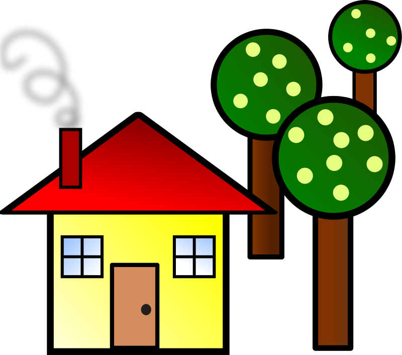 Spiral house clipart graphic royalty free stock House Fingerplays - Mansfield Richland County Public Library graphic royalty free stock