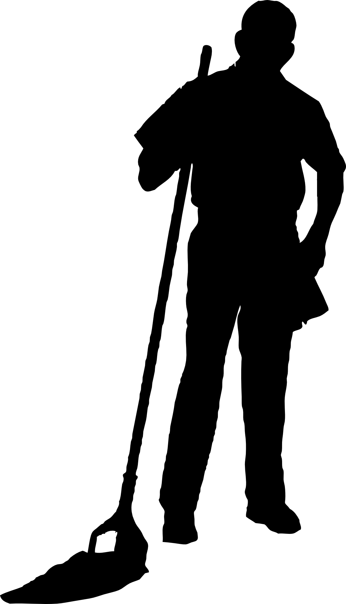 Man cleaning house clipart graphic freeuse stock Silhouette Cleaning at GetDrawings.com | Free for personal use ... graphic freeuse stock