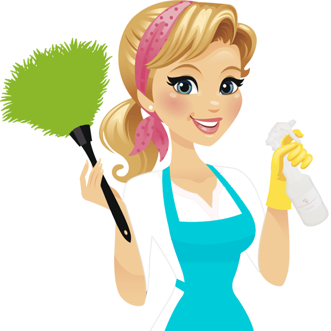 House maid clipart picture black and white cleaning lady pictures - Tier.brianhenry.co picture black and white