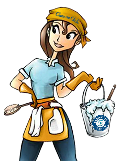 House cleaning services clipart picture black and white library Clean On Click - Google+ picture black and white library