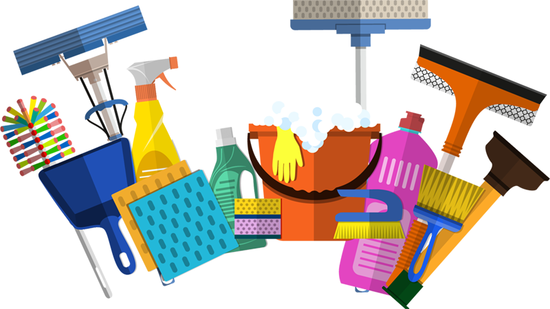 House cleaning services clipart clip art library download cleaner house - Gecce.tackletarts.co clip art library download