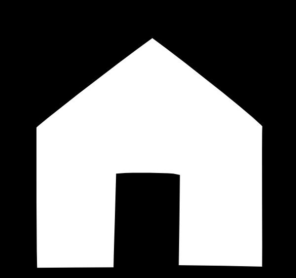 Stick house clipart black and white jpg library House clipart black and white #House #clipart #blackwhite - #Photo ... jpg library