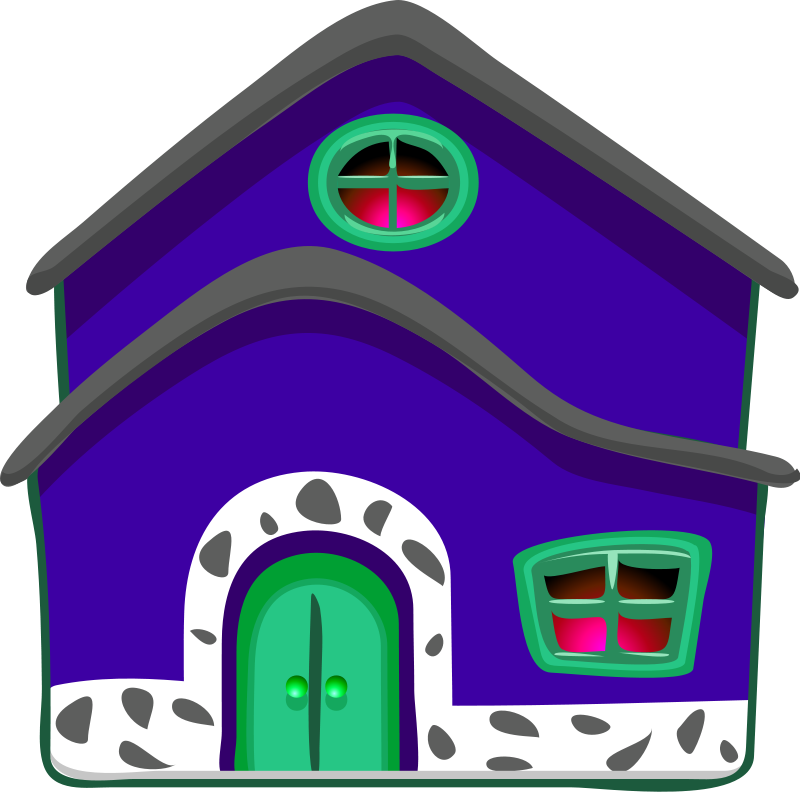 House clipart blue graphic transparent download 28+ Collection of Little Blue House Clipart   High quality, free ... graphic transparent download