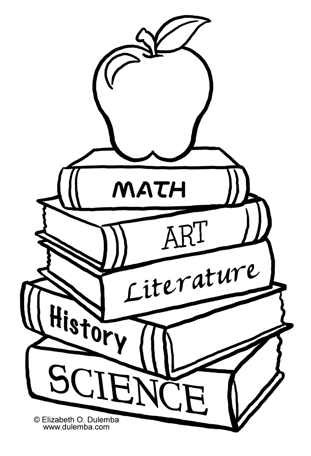 House clipart coloring sheet jpg black and white library School House Coloring Pages AZ Coloring Pages for School House ... jpg black and white library