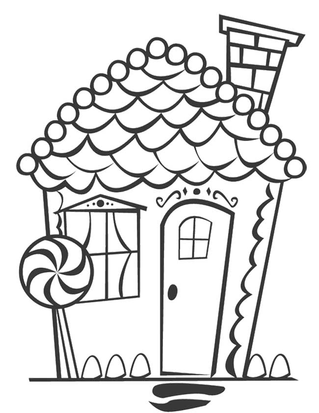 House clipart coloring sheet clip art black and white stock 17+ images about Coloring Contest on Pinterest | Coloring, Natal ... clip art black and white stock