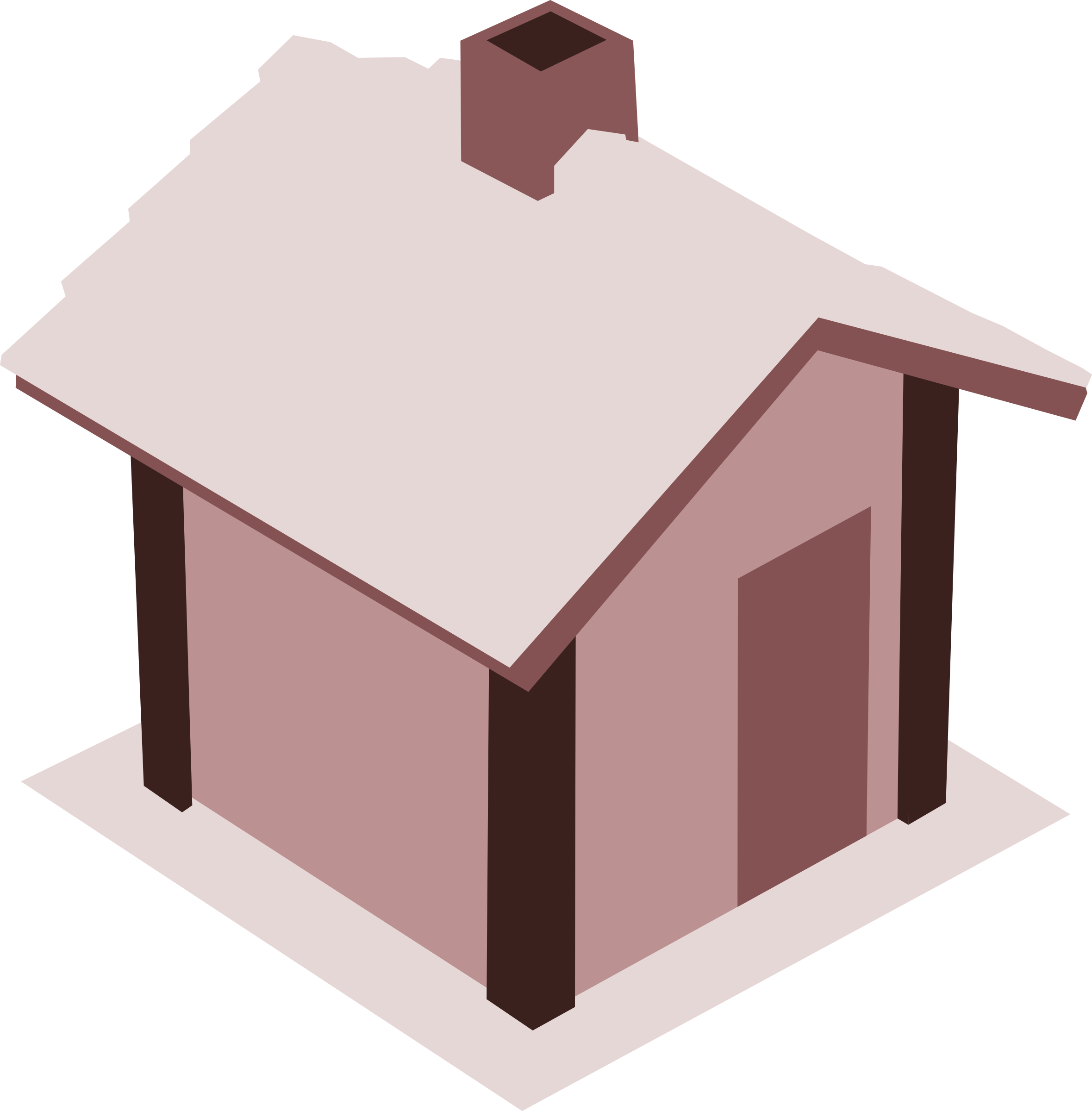 Simple house clipart picture library stock Clipart - Simple house picture library stock