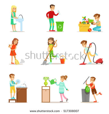 House clipart washed out black and white Washing Dishes Stock Images, Royalty-Free Images & Vectors ... black and white