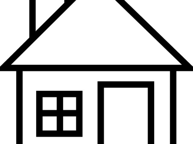 House clipart white clip art free library Black And White House Clipart 3 - 298 X 282   carwad.net clip art free library
