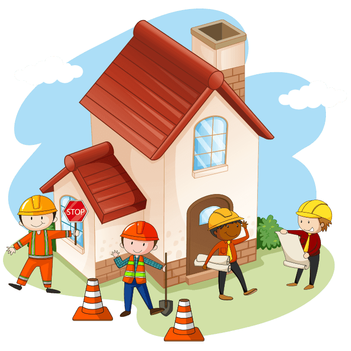 House construction clipart banner freeuse download New Developments banner freeuse download