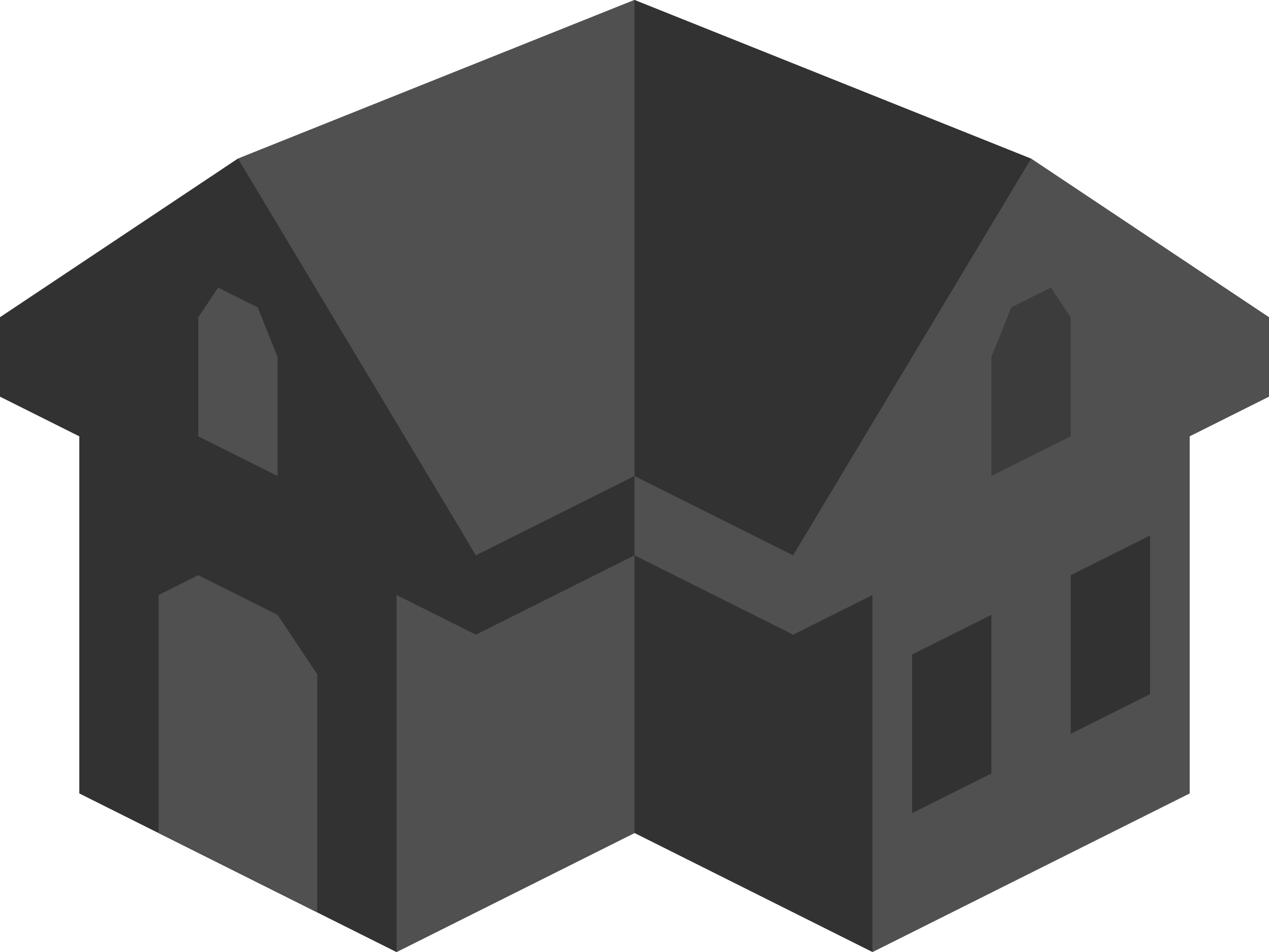 House construction clipart picture freeuse download Clipart - Placeholder Isometric Building Icon Colored Dark Alternative 2 picture freeuse download
