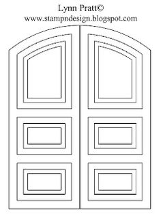 House craft printables windows and door clipart picture transparent library Window Templates: enlarge or reduce as needed | Designs, Patterns ... picture transparent library