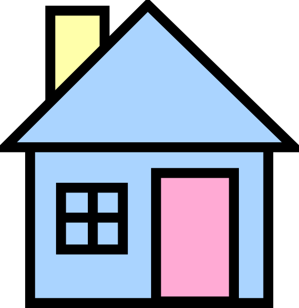 House graphic clipart svg royalty free download House 44 Clip Art at Clker.com - vector clip art online, royalty ... svg royalty free download