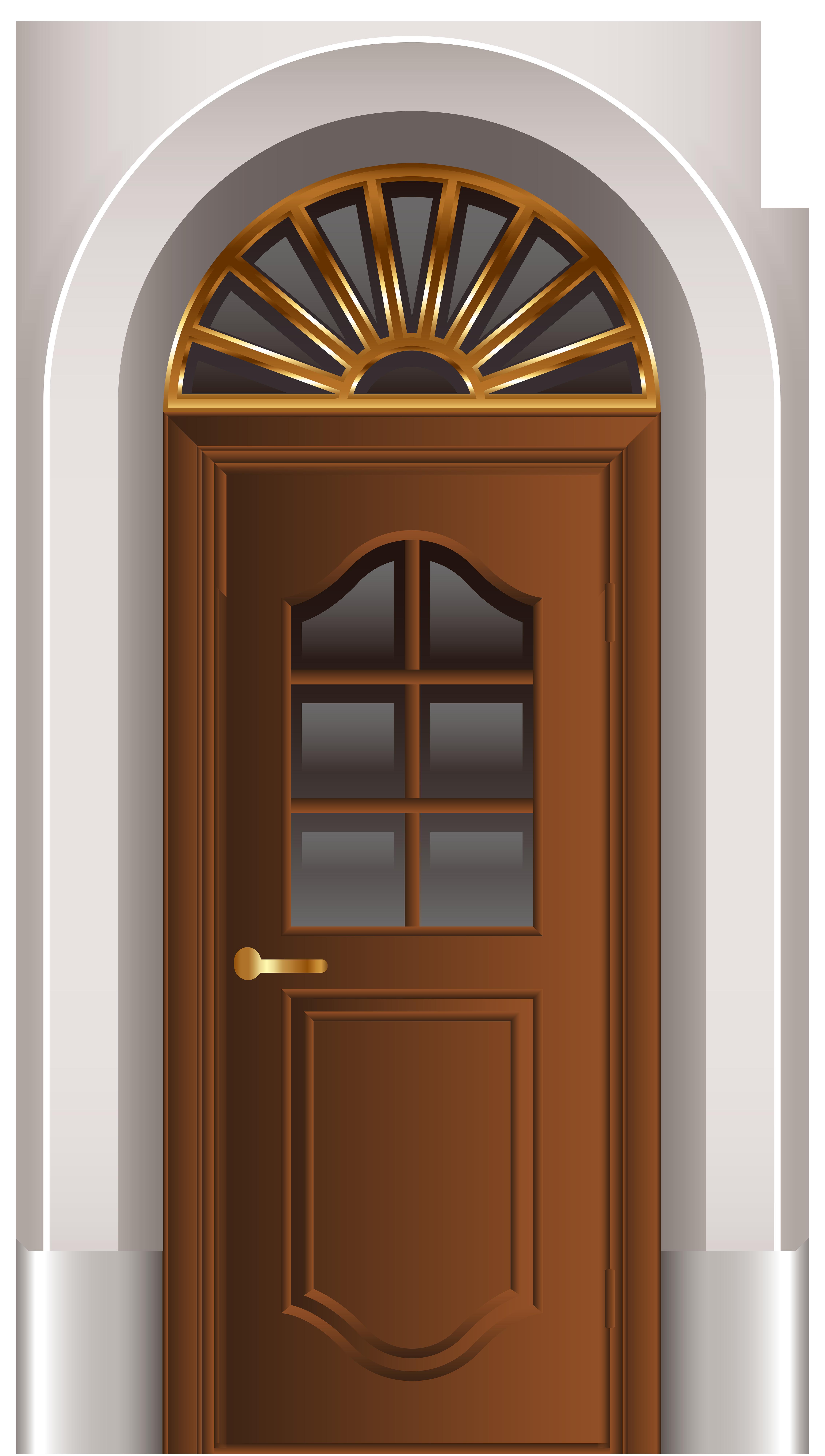 House door clipart free stock Exterior Door PNG Clipart - Best WEB Clipart free stock