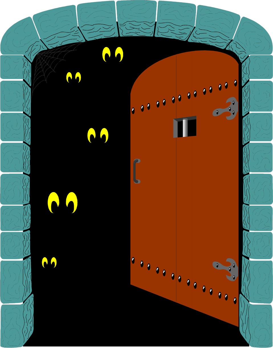 House door clipart vector download 28+ Collection of Scary Door Clipart | High quality, free cliparts ... vector download