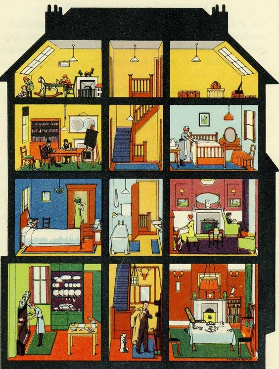 House filled with junk clipart jpg freeuse stock House filled with junk clipart - ClipartFest jpg freeuse stock