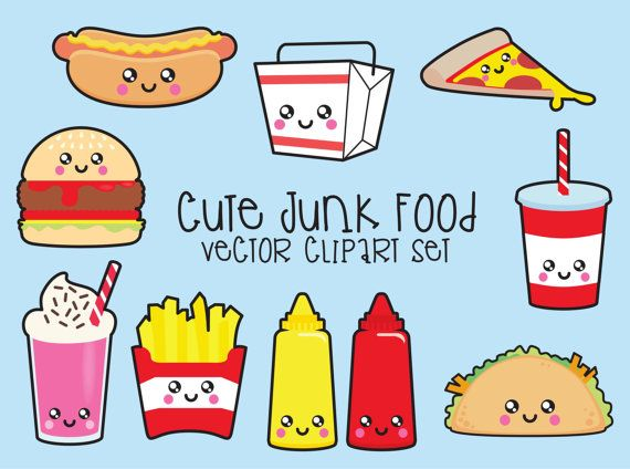 House filled with junk clipart jpg black and white stock 17 Best ideas about Junk Food List on Pinterest | Junk food ... jpg black and white stock