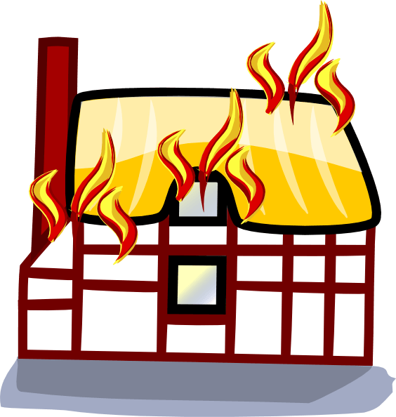 House fire clipart graphic free Free Home Fire Cliparts, Download Free Clip Art, Free Clip Art on ... graphic free