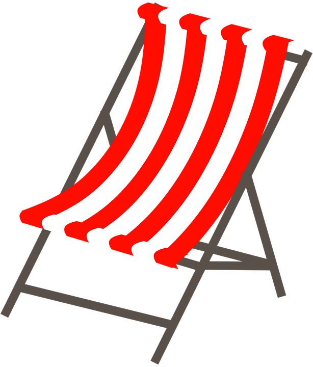 House furniture clipart vector download Beach Chair Cliparts#4288899 - Shop of Clipart Library vector download