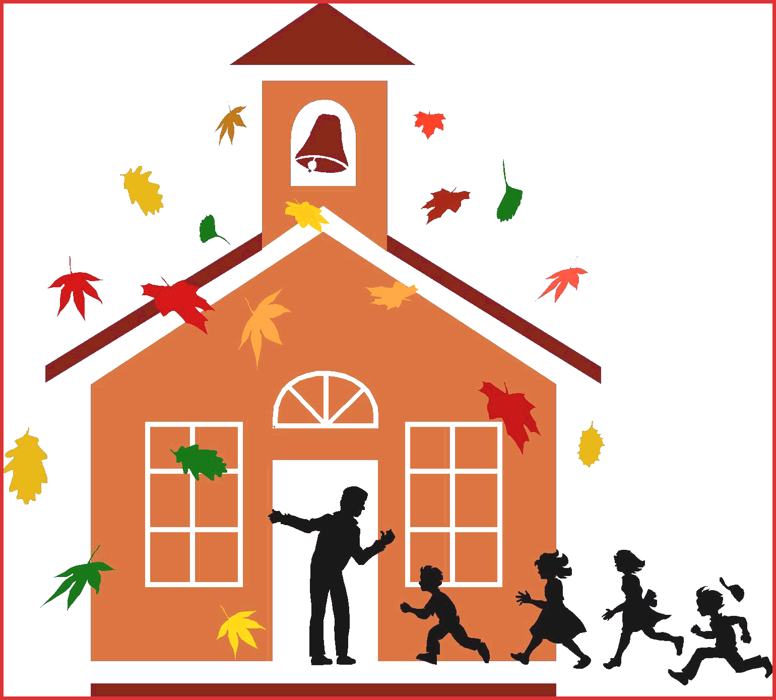 Old fashioned school house clipart banner freeuse stock Unique School House Clipart | cobble usa banner freeuse stock