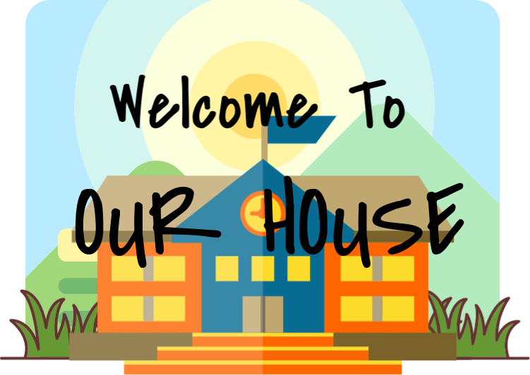 House graphic clipart vector free library 28+ Collection of Our House Clipart | High quality, free cliparts ... vector free library