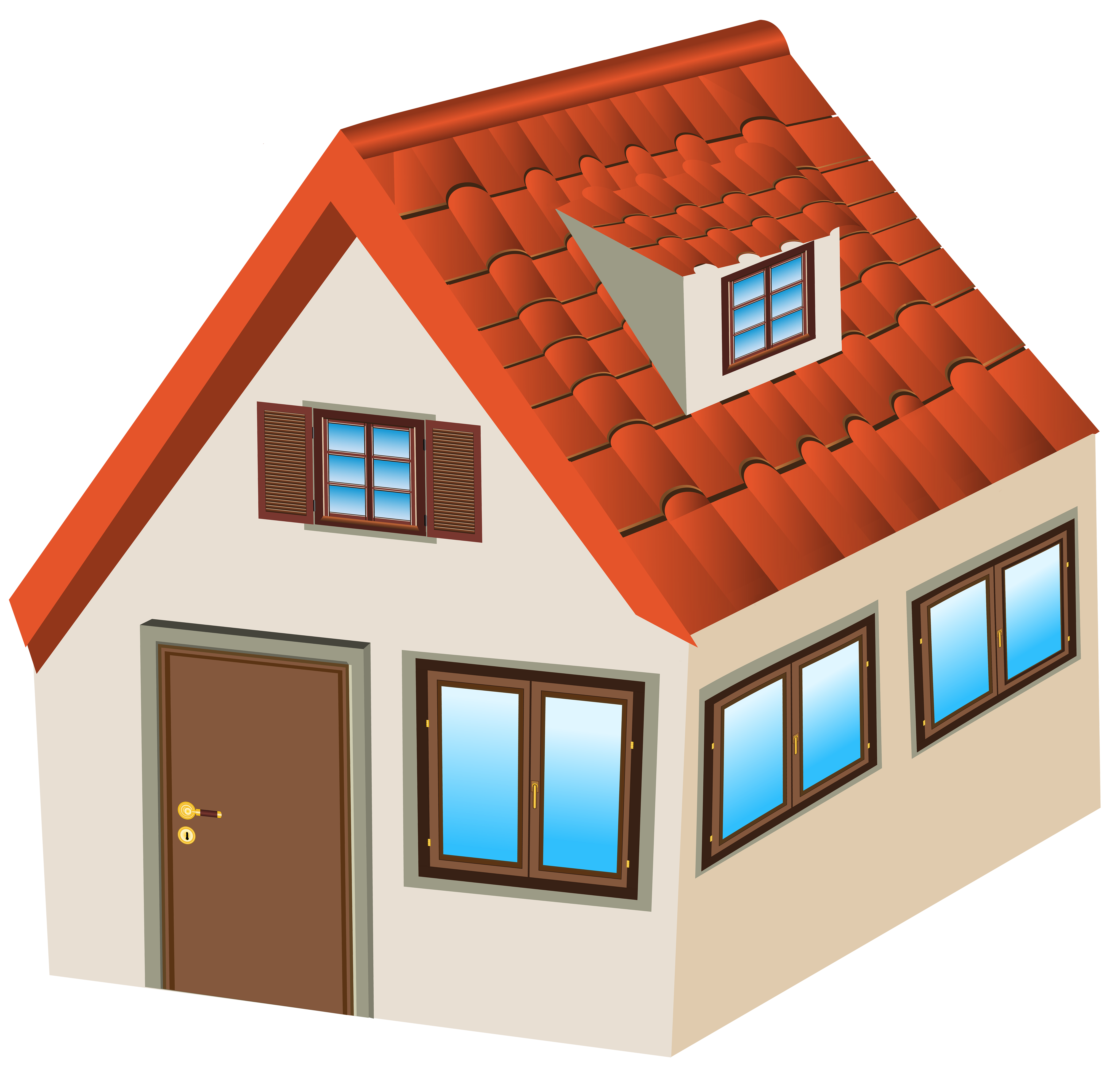 House PNG Clip Art - Best WEB Clipart image library
