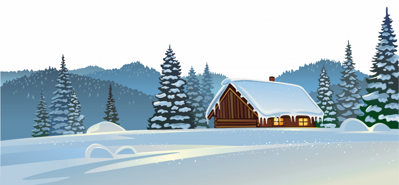House in snow clipart clip freeuse download Winter House And Snow Ground Png Clipart Image | jokingart.com Snow ... clip freeuse download