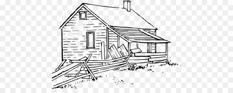 House in the woods clipart black and white banner transparent download Building Background clipart - House, Wood, Drawing ... banner transparent download
