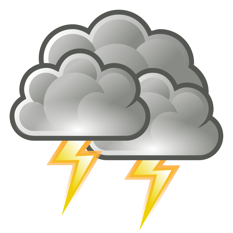 House in tornado clipart picture Severe Weather Information - Sandy Pines picture