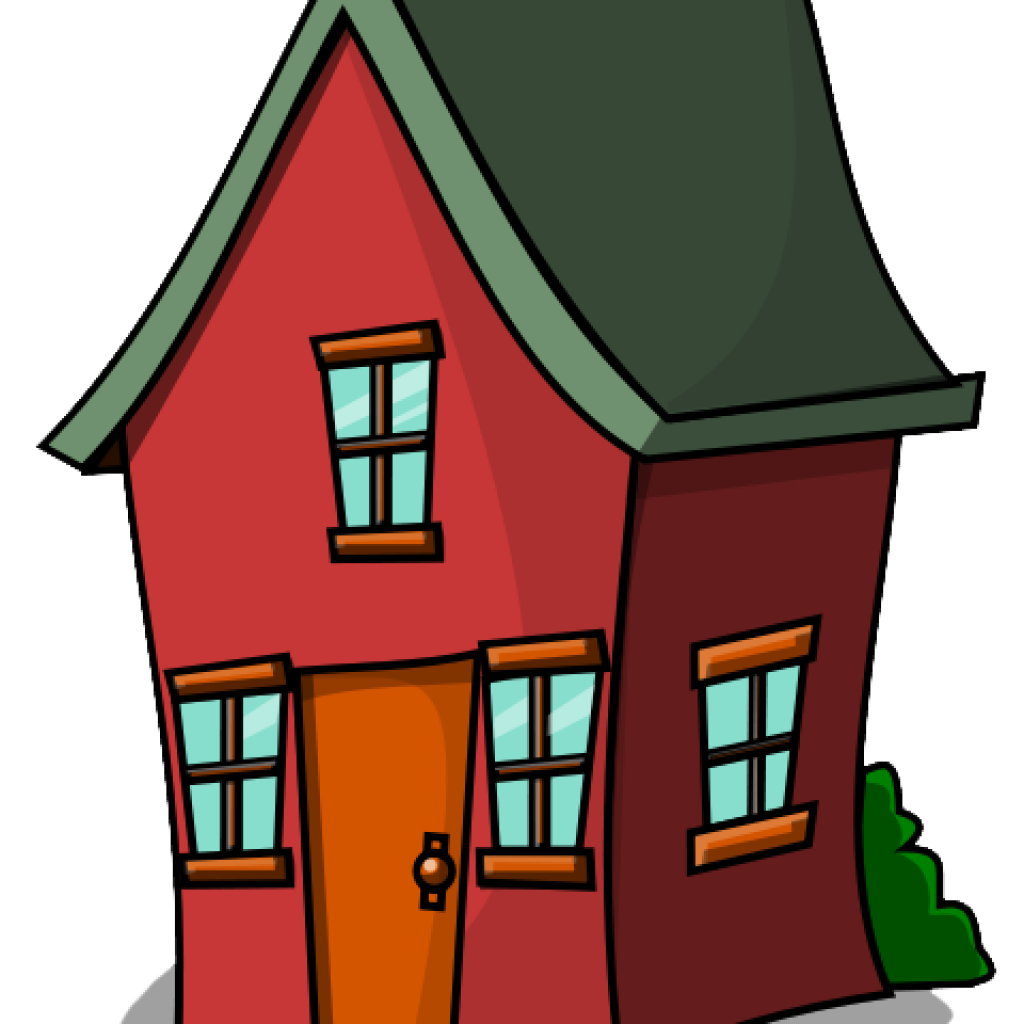 House in tornado clipart svg freeuse stock Row Of Houses Clipart - Vector And Clip Art Inspiration • svg freeuse stock
