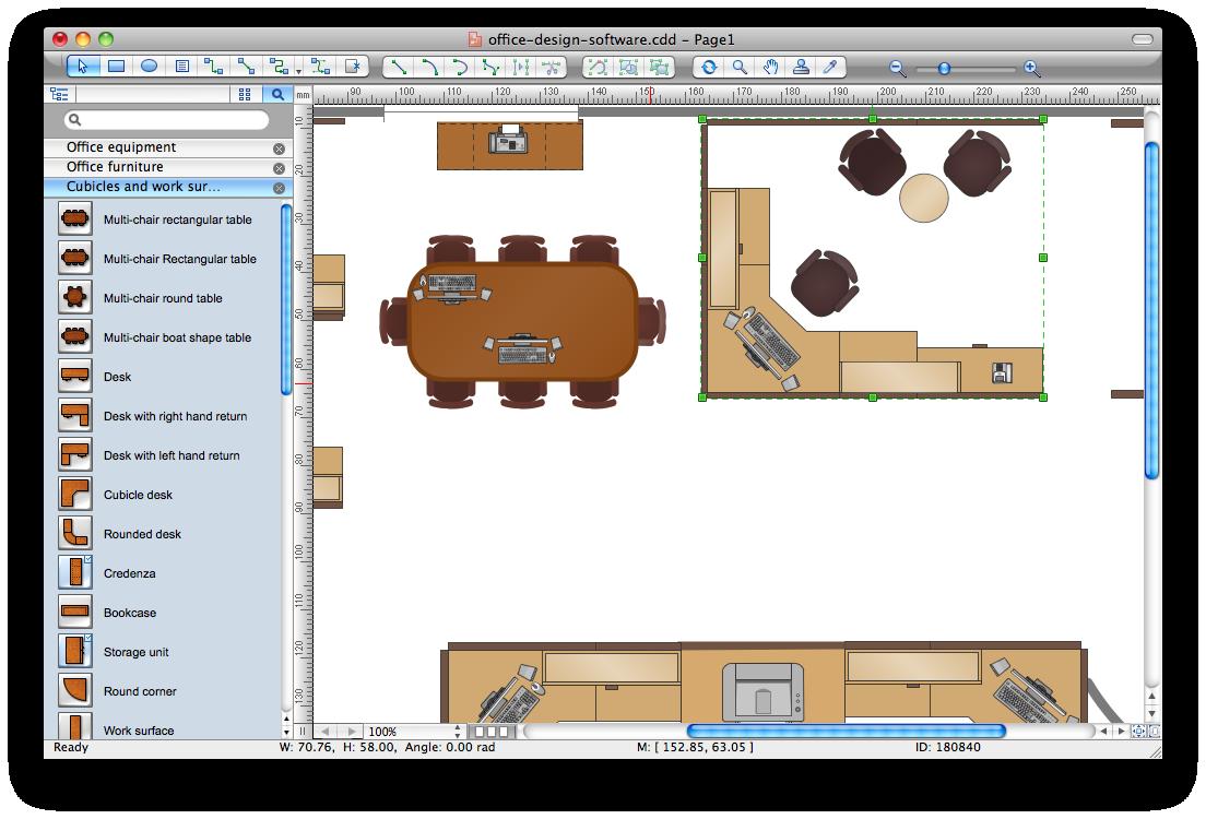 Interior Design Office Layout Plan Design Element   Building Drawing ... jpg freeuse