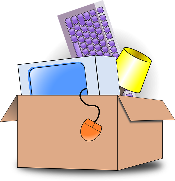 House moving clipart svg black and white library Factors to consider when planning office relocation | Surds Home ... svg black and white library