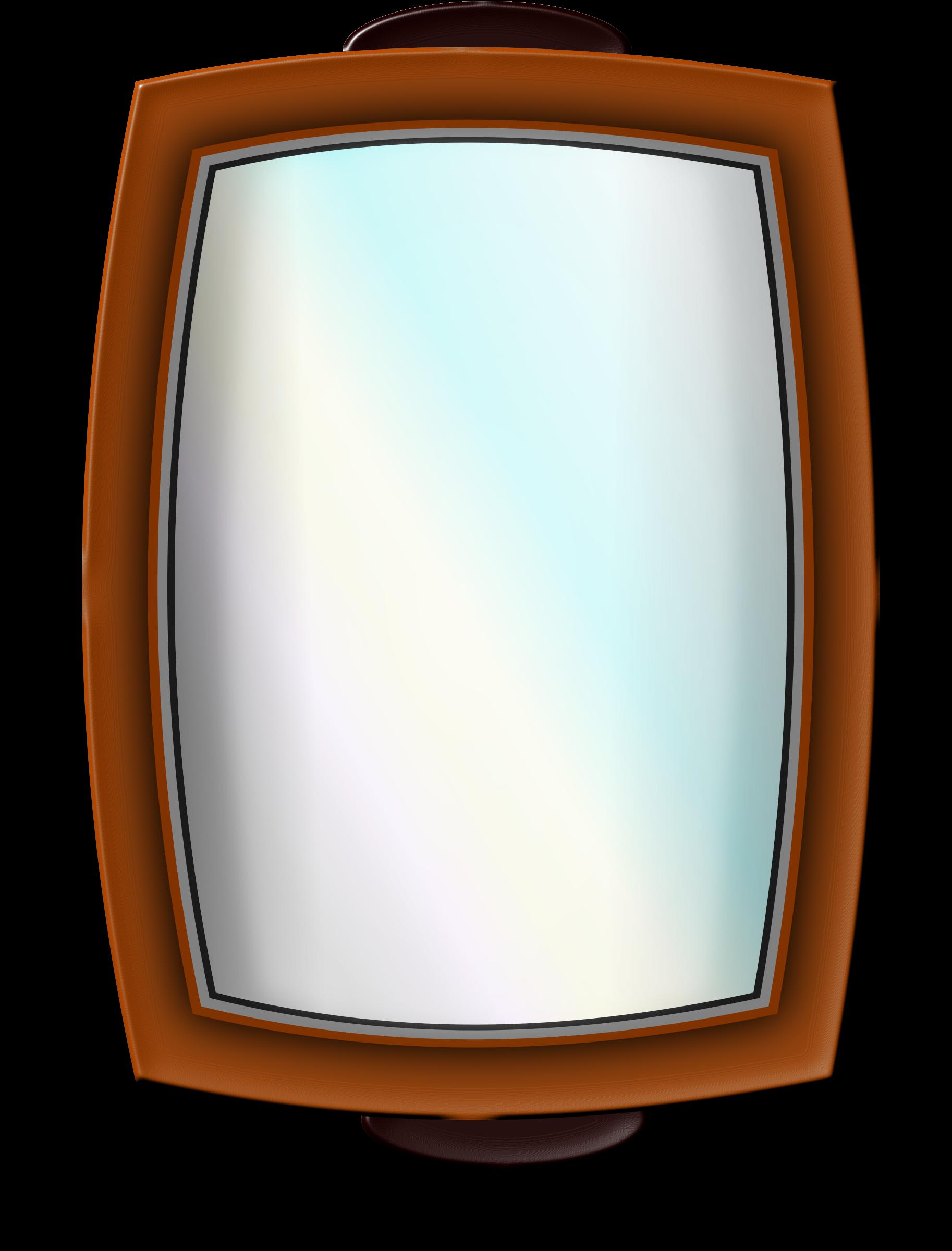 House of mirrors clipart vector Clipart - mirror vector