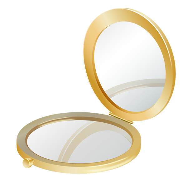House of mirrors clipart picture royalty free stock Gold Compact Mirror PNG Clipart Picture | Clip Art | Pinterest ... picture royalty free stock