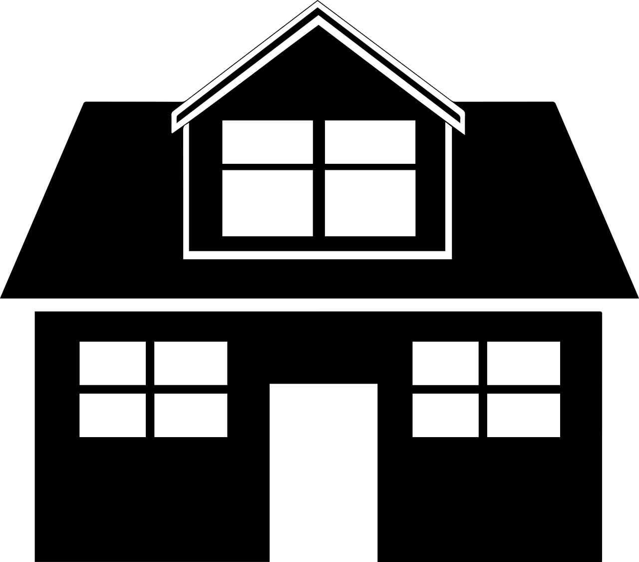 House of sticks clipart png stock Free Image on Pixabay - Black, Home, House, Icon, White | Pinterest ... png stock