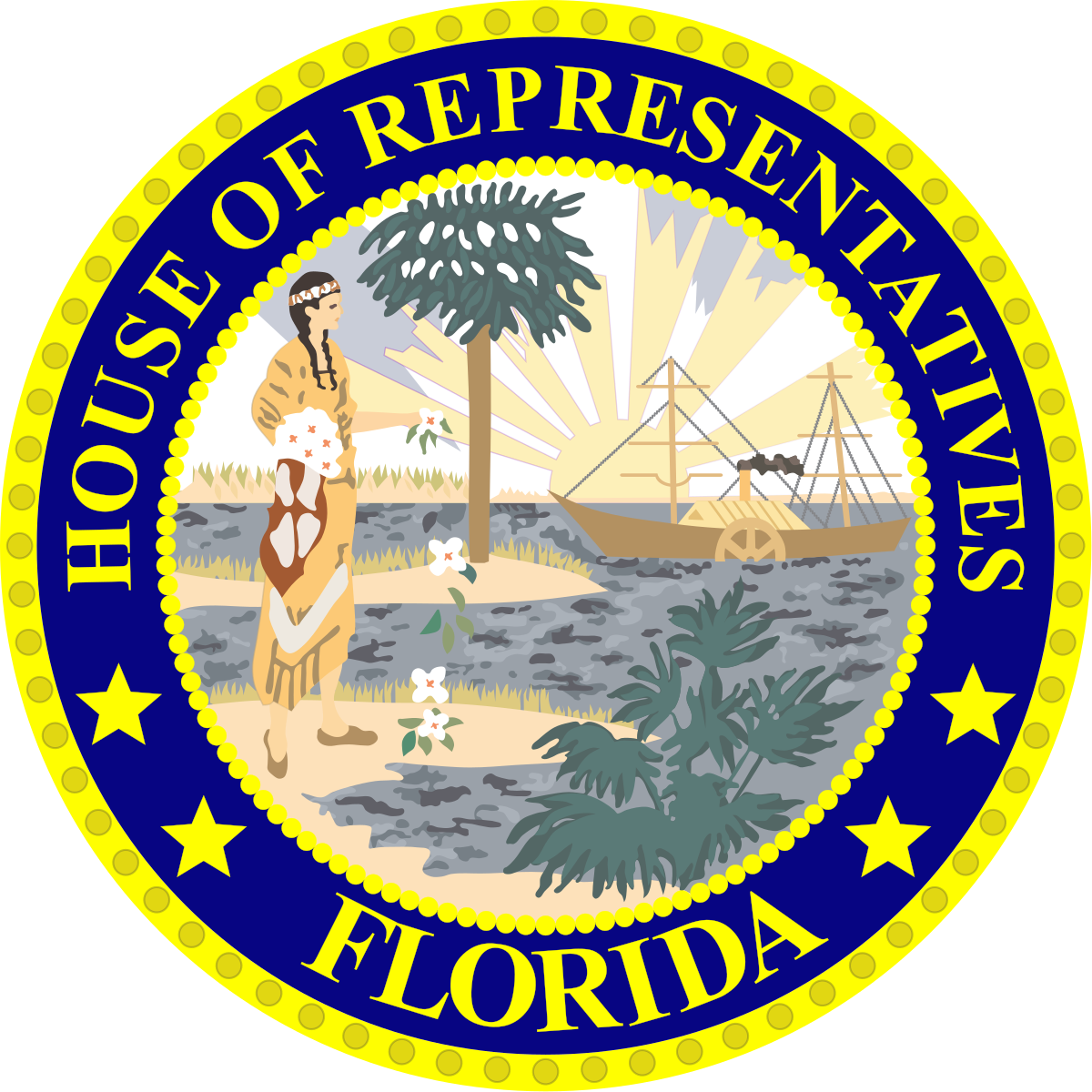 Senate and house of representatives clipart clip art royalty free library Florida House of Representatives - Wikipedia clip art royalty free library