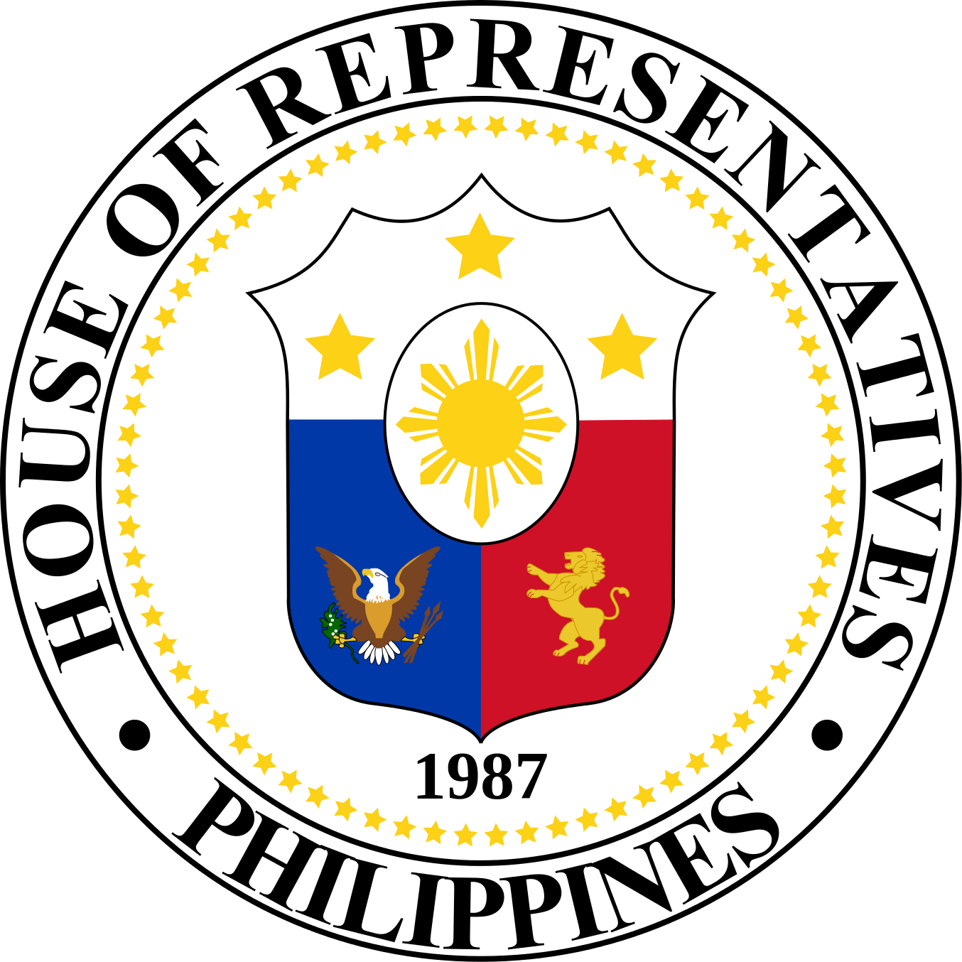 Senate and house of representatives clipart banner library library House of Representatives of the Philippines | newswritingfundamentals banner library library