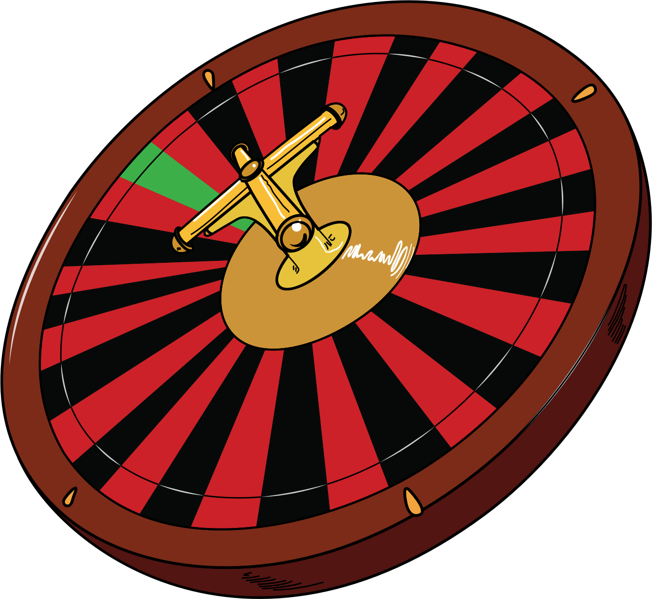 Roulette Wheels: Pros & Cons of Different Types | Roulette Game svg freeuse stock