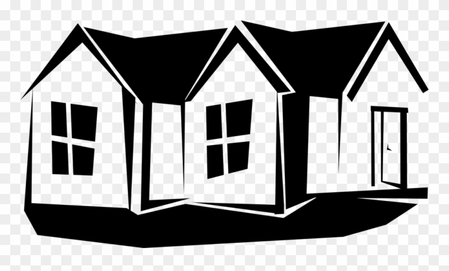 House png clipart black and whit clip black and white library Brick House Clipart Black And White - Clipart Home Black And ... clip black and white library