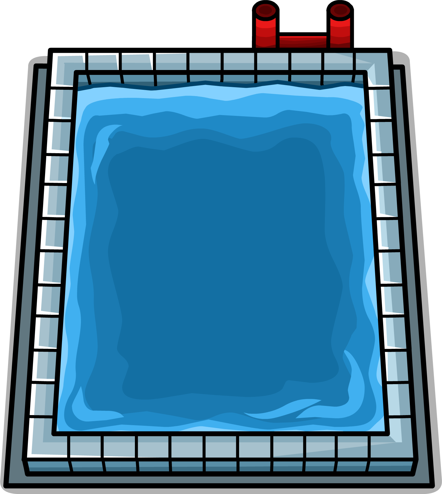 House pool clipart clip art royalty free Swimming Pool Clipart Group (53+) clip art royalty free
