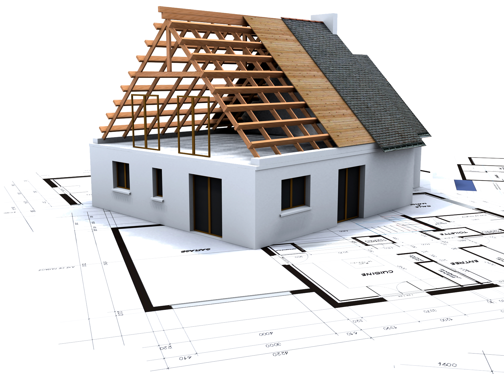 House project clipart image freeuse stock Rooftop Clipart construction house - Free Clipart on Dumielauxepices.net image freeuse stock