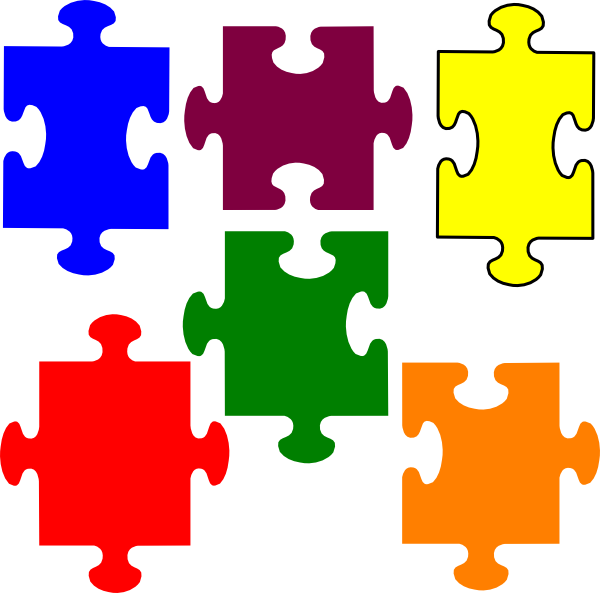 House puzzle clipart black and white library Jigsaw Puzzle Clipart at GetDrawings.com | Free for personal use ... black and white library